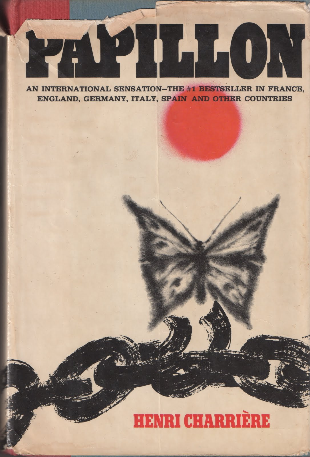 Image result for papillon book